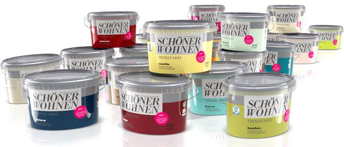 Trendstrukturen von SCHÖNER WOHNEN | Milz GmbH